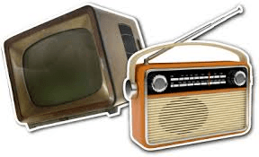 radio and television traditional media