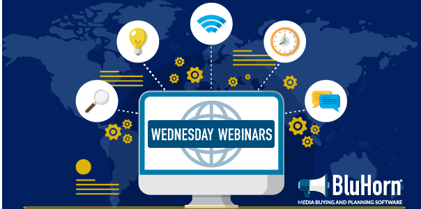 Meet BluHorn Wednesday Webinars!