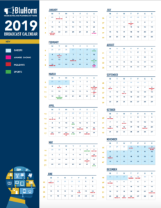 free broadcast calendar download