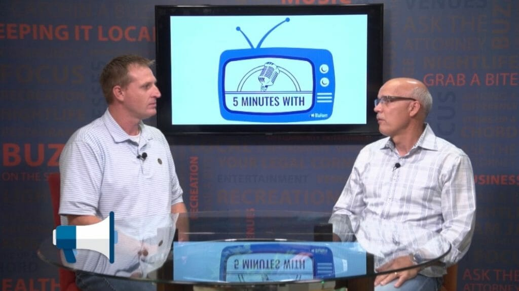 "BluHorn TV – ""5 Minutes With"" Gary Spurgeon from BluHorn"