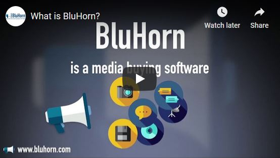 BluHorn | Media Buying and Planning Software