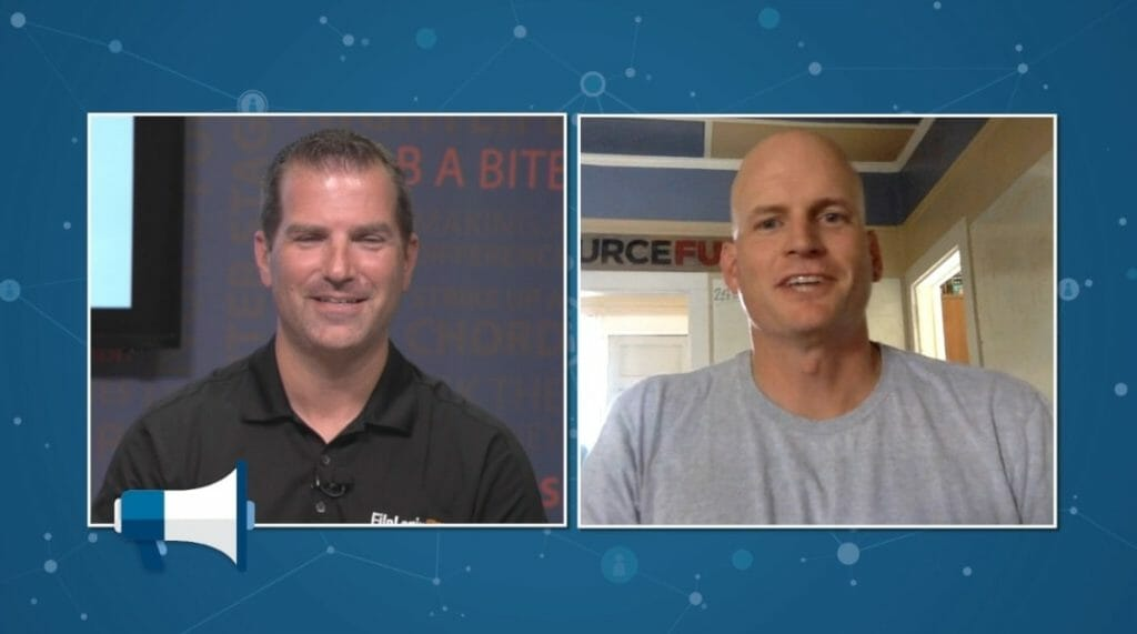 """BluHorn TV – """"Making a Difference"""" with Kelly Dyer from Source Fuse"""