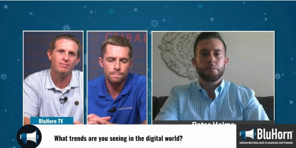 "Bluhorn TV – ""5 Minutes With"" Peter Helms from Ideal Solutions"