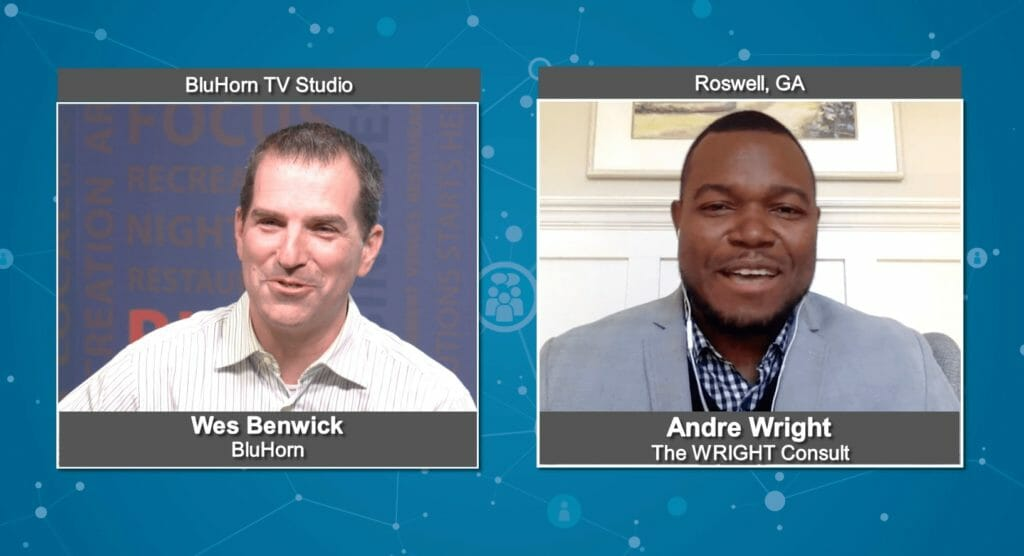 """Marketing Champions"" with Andre Wright from The WRIGHT Consult"