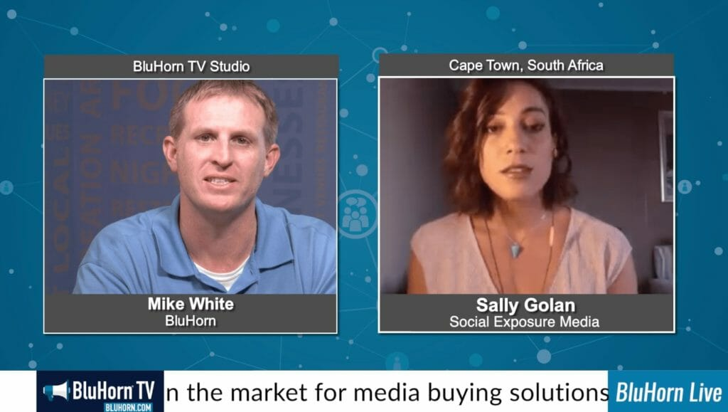 """5 Minutes With"" Sally Golan from Social Exposure Media"