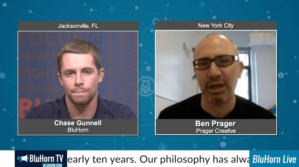 """""""5 Minutes With"""" Ben Prager from Prager Creative"""