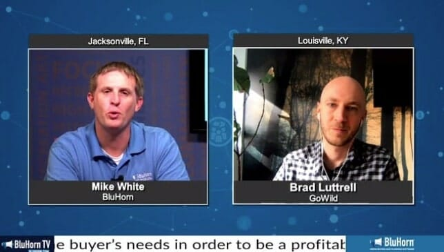"""""""5 Minutes With"""" with Brad Luttrell from GoWild"""
