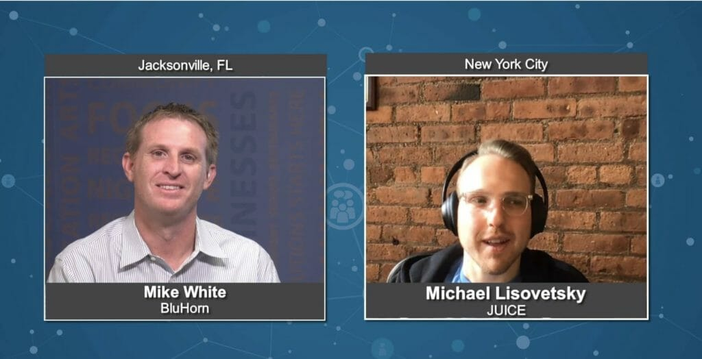 """5 Minutes With"" Michael Lisovetsky from JUICE"