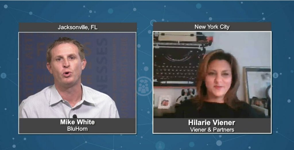 """""""5 Minutes With"""" Hilarie Viener from Viener & Partners"""