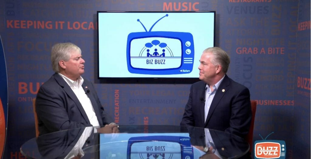 """""""Biz Buzz"""" with Ike Sherlock from People Services"""