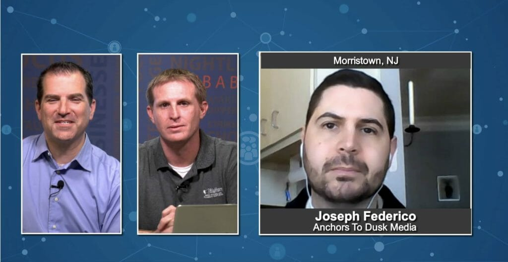 """Marketing Champions"" with Joseph Federico from Anchors To Dusk Media"