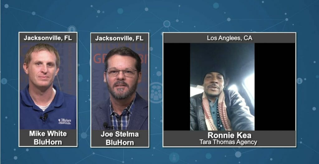"""Marketing for Your Future"" with Ronnie Kea from the Tara Thomas Agency"
