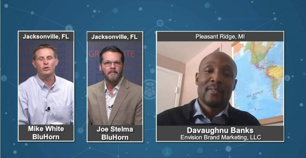 """""""Marketing for Your Future"""" with Davaughnu Banks from Envision Brand Marketing"""