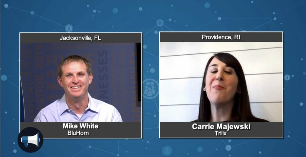 """5 Minutes With"" Carrie Majewski from Trilix"