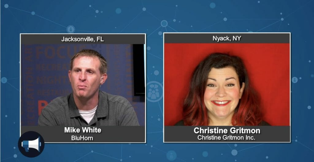 """""""5 Minutes With"""" Christine Gritmon from Christine Gritmon Inc"""