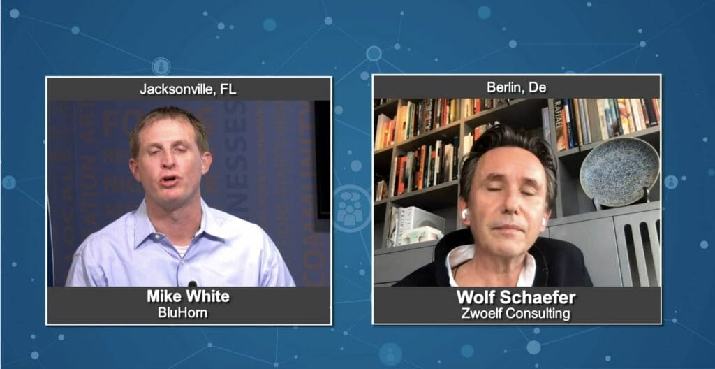 """5 Minutes With"" Wolf Schaefer from Zwoelf Consulting"