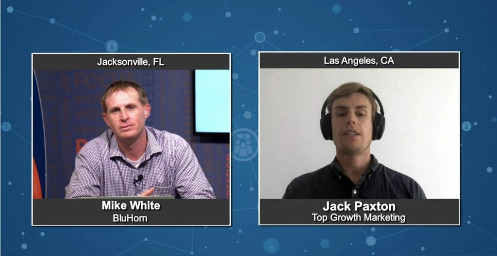 """Marketing Champions"" with Jack Paxton from Top Growth Marketing"