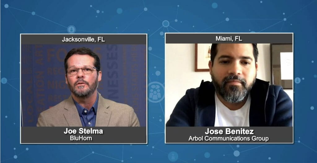"""""""Marketing Champions"""" with Jose Benitez from Arbol Communications Group"""
