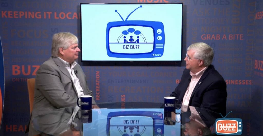 """""""Biz Buzz"""" with Jack Sears from North Florida Boy Scouts"""