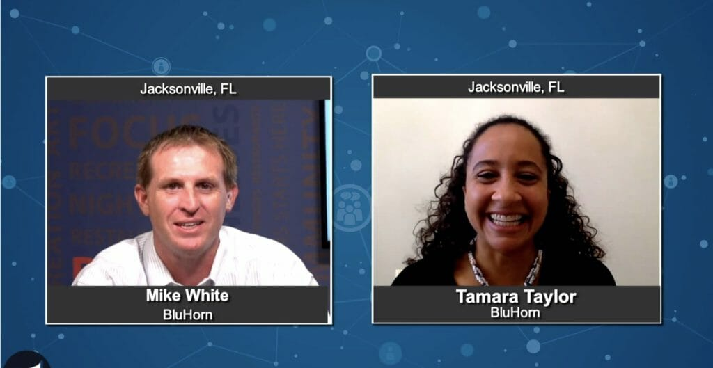 """""""Marketing for Your Future"""" with Tamara Taylor from BluHorn"""