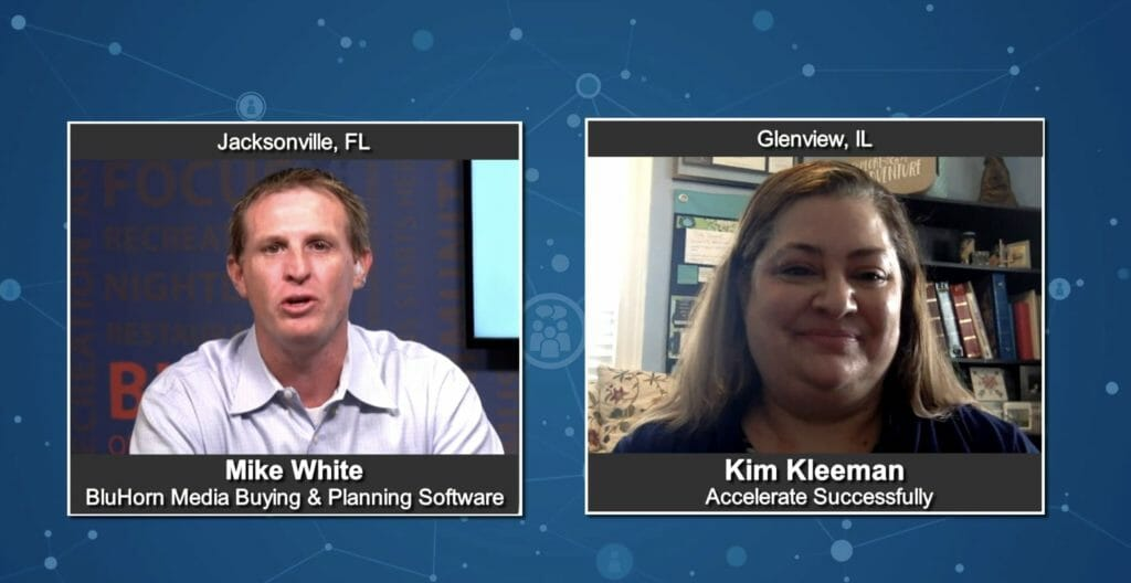 """""""Marketing for Your Future"""" with Kim Kleeman from Accelerate Successfully"""