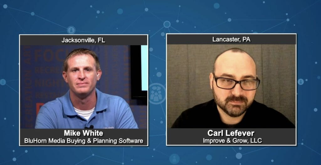 """Inside Look"" with Carl Lefever from Improve & Grow, LLC"