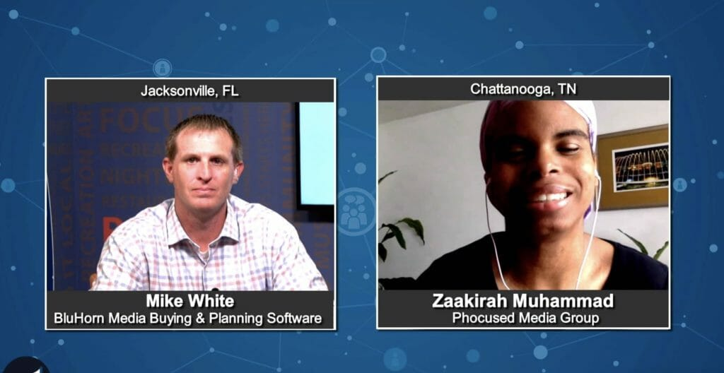 """""""Marketing for Your Future"""" with Zaakirah Muhammad from Phocused Media Group"""