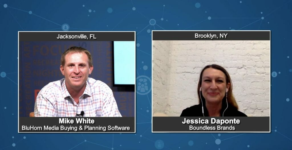 """""""Marketing for Your Future"""" with Jessica Daponte from Boundless Brands"""