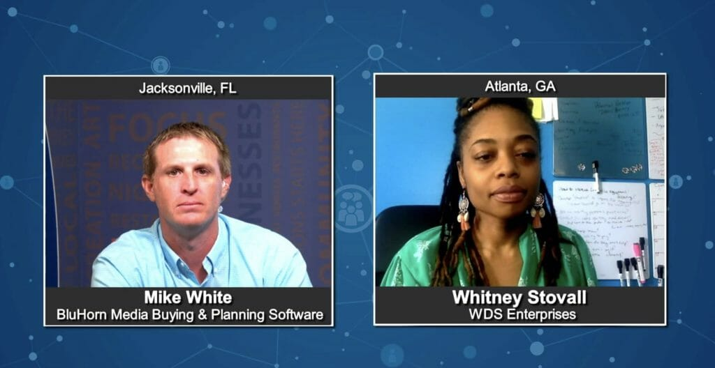 """Marketing for Your Future"" with Whitney Stovall from WDS Enterprises"