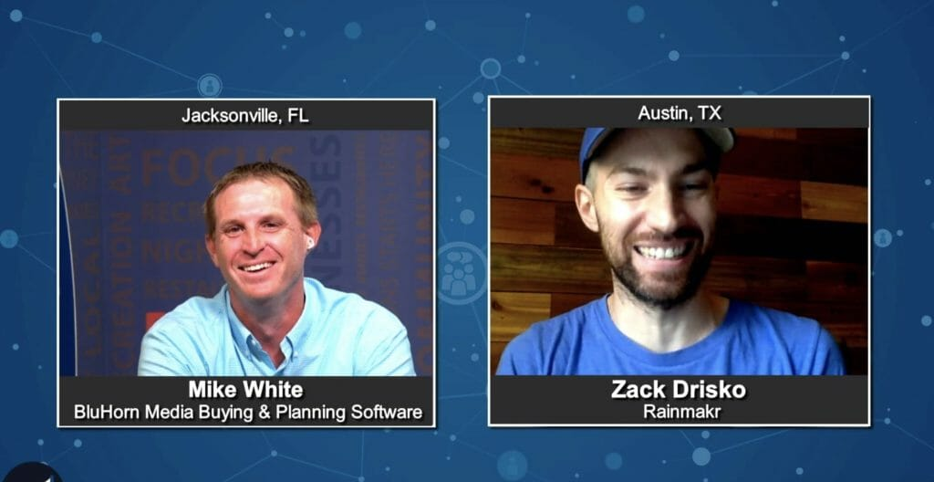 """""""Marketing for Your Future"""" with Zack Drisko from Rainmakr"""