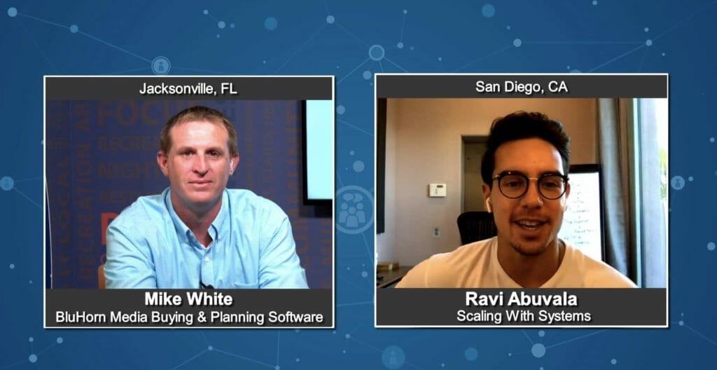 """""""Marketing for Your Future"""" with Ravi Abuvala from Scaling With Systems"""