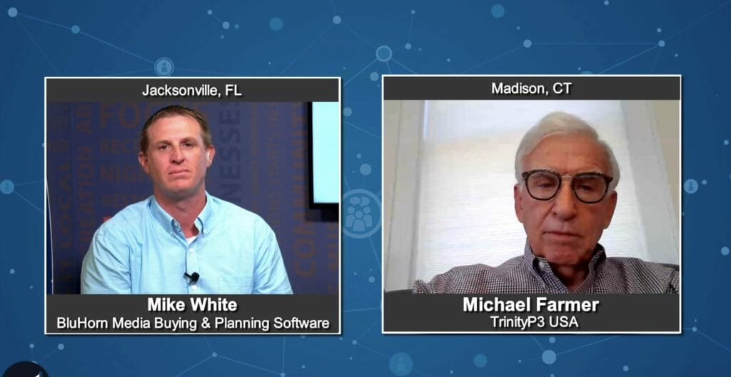 """Marketing for Your Future"" with Michael Farmer from TrinityP3 USA"