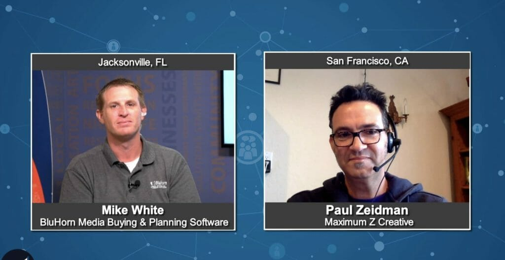 """""""Marketing for Your Future"""" with Paul Zeidman from Maximum Z Creative"""