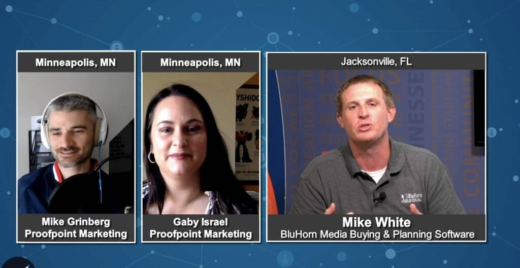 """Inside Look"" with Mike & Gaby from Proofpoint Marketing"