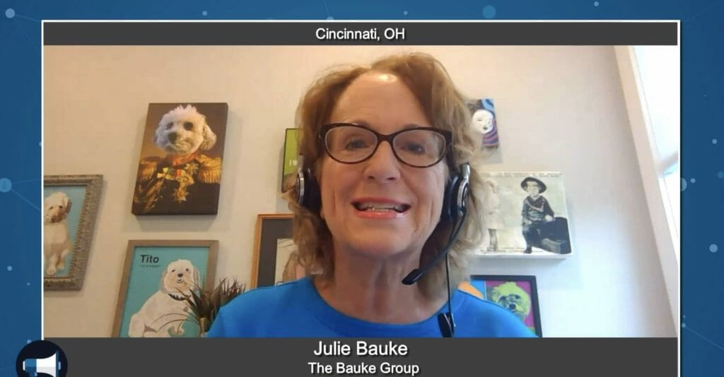 """Marketing Champions"" with Julie Bauke from The Bauke Group"