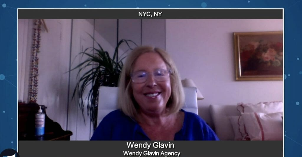 """Marketing for Your Future"" with Wendy Glavin from Wendy Glavin Agency"
