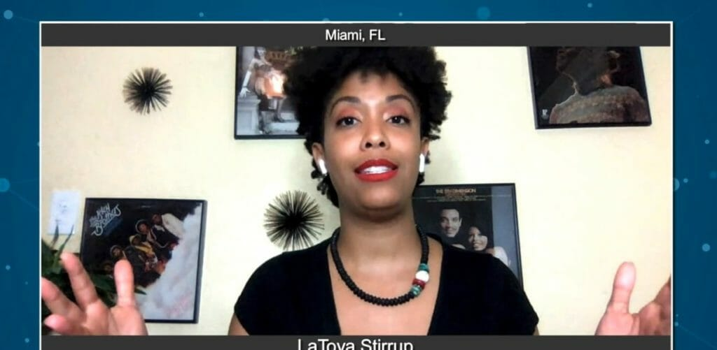 """""""Marketing for Your Future"""" with LaToya Stirrup from KISS T Creative Suite"""