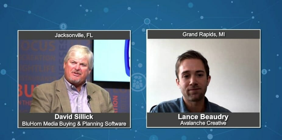 """""""Biz Buzz"""" with Lance Beaudry from Avalanche Creative"""