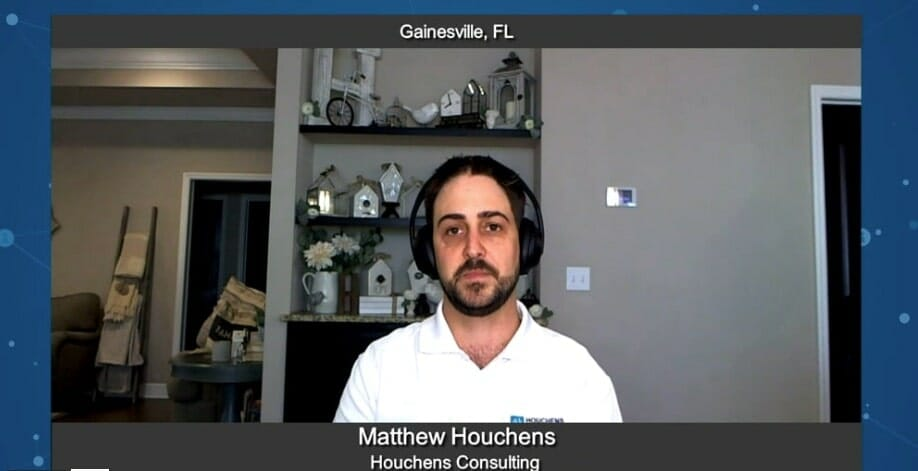 """Marketing for Your Future"" with Mathew Houchens from Houchens Consulting"