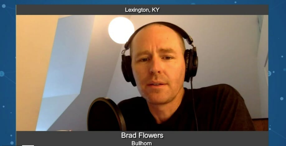 """Marketing Champions"" with Brad Flowers from Bullhorn"