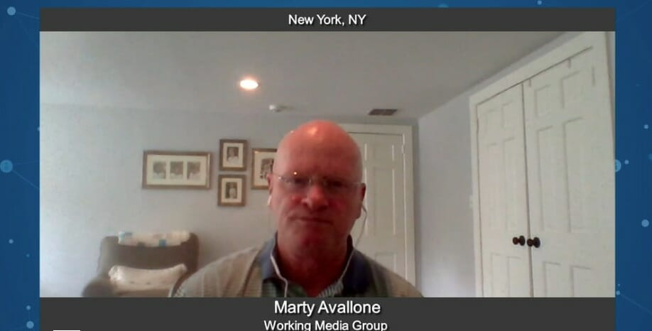 """""""Biz Buzz"""" with Marty Avallone from Working Media Group"""