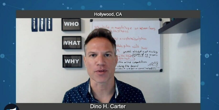"""Marketing Champions"" with Dino Carter from D Branding"