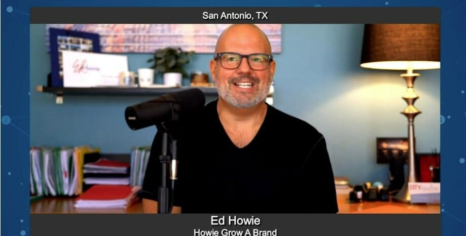 """Marketing Champions"" with Ed Howie from Howie Grow a Brand"
