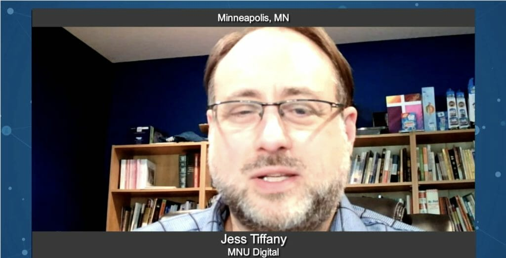 """Marketing Champions"" with Jess Tiffany from MNU Digital"