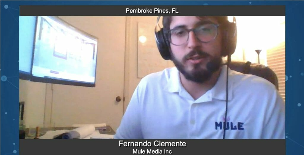 """Marketing Champions"" with Fernando Clemente from Mule Media"