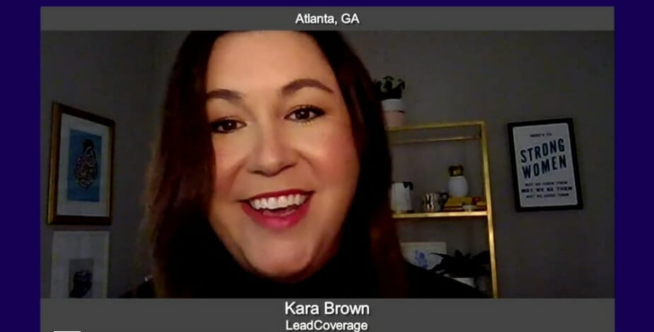 """""""Ignite Success"""" with Kara Brown from LeadCoverage"""