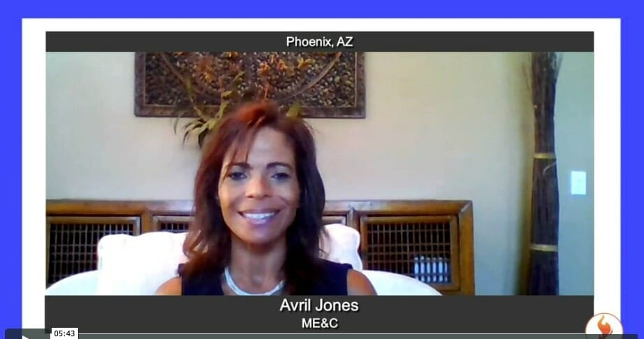 """""""Ignite Success"""" with Avril Jone from ME&C"""