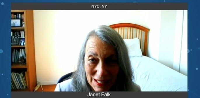 """""""Marketing for Your Future"""" with Janet Falk from Falk Communications and Research"""
