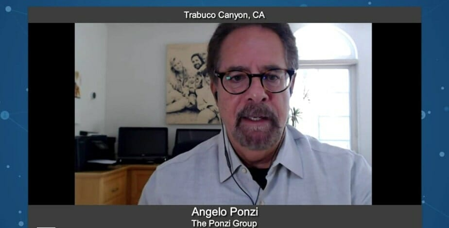"""Media Champions"" with Angelo Ponzi from The Ponzi Group"