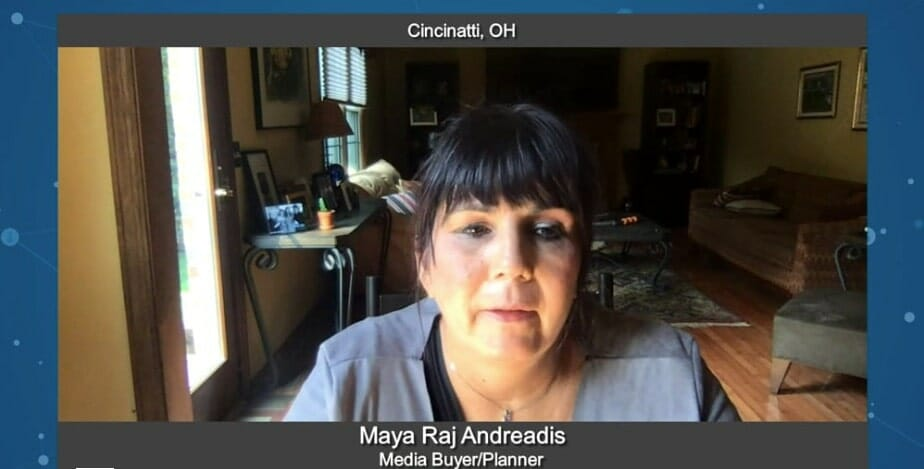 """Marketing for Your Future"" with Maya Raj Andreadis from Andreadis Advertising"